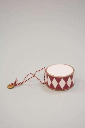 Maileg ornament - juletromme stor