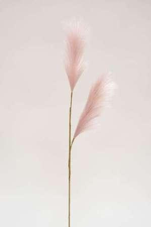 Kunstig græs - lyserød græs - fjergræs