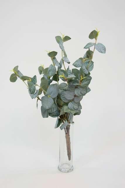 Kunstig grøn kvist - Gren med grønne blade